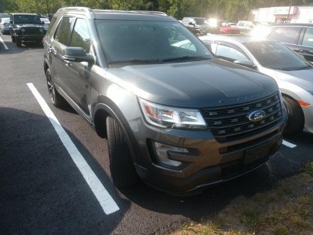 New Old Stock OEM Ford Explorer Left Driver Side Rear Armrest Pull Tan